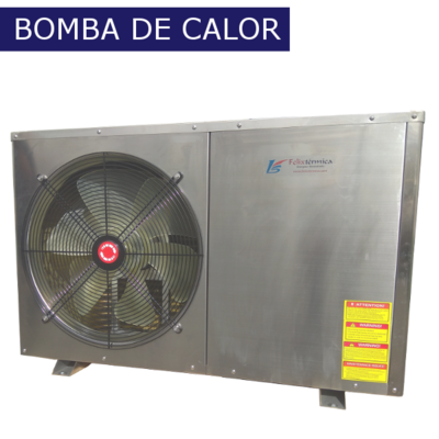 Bomba de calor LWH-11.4B – LuckingStar
